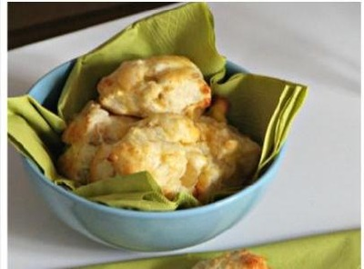 scone poire fromage